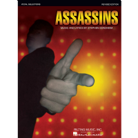 Assassins Revised Edition Vocal Selection